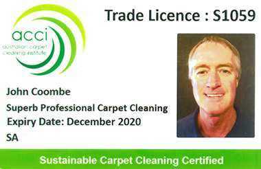 ACCI accredited trade member